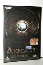 ANACAPRI THE DREAM GIOCO USATO OTTIMO PC DVD VERSIONE ITALIANA FR1 39991