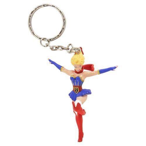 DC Comics DC bombes Supergirl chiffre OFFICIEL KEYCHAIN