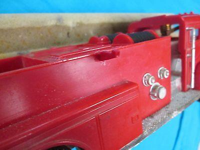1970 Hess Fire Truck Chrome Finished Long  Side Rail Set