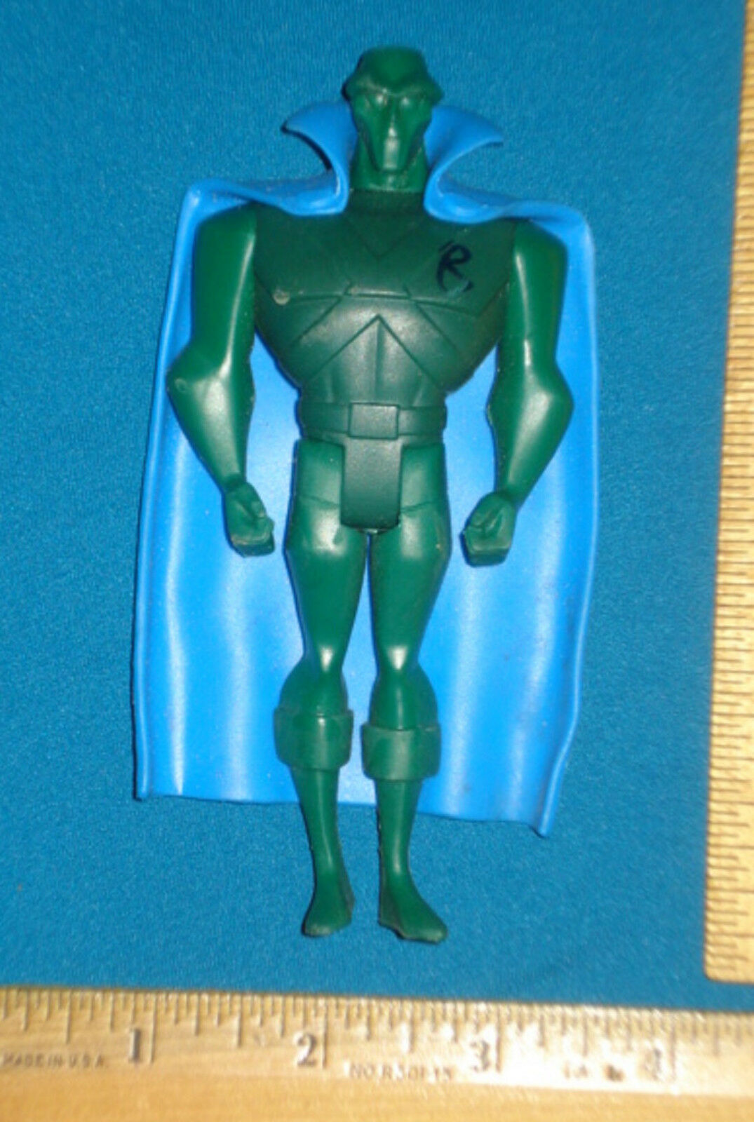 Predotype Test Shot DC Comics Universe JLU JLA MARTIAN MANHUNTER Justice League