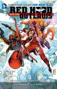 Red-Hood-and-the-Outlaws-Volume-4-TP-the-NEW-52-by-Gopez-Julius-NEW-Book-FR