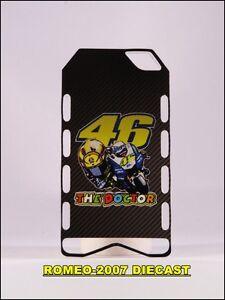 1:12 Pit board Pitboards Valentino Rossi Yamaha TAVULLIA 46 2015 no minichamps