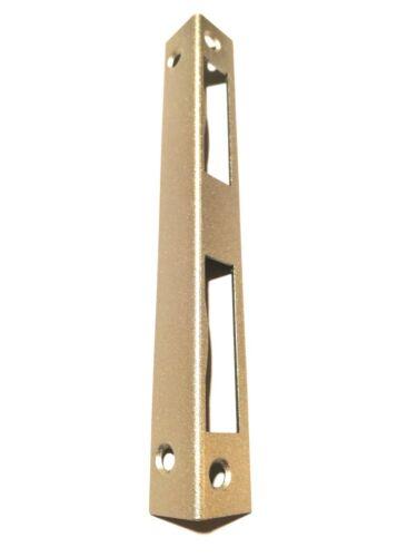 NEU+ WS 95 Winkelschliessblech käntig verzinkt 22x22x200 Holzzarge