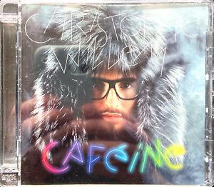 Christophe Willem CD Caféine - Super Jewel Case Edition  - France (EX/VG+)