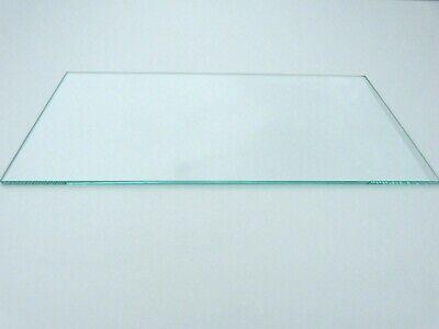 Kühlschrank Einlegeboden 47cm x 22cm KLARGLAS Glasboden Ersatz
