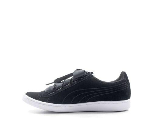 002 Natural Zapatos Mujer 364262 Nero Puma Cuero wxAIYq