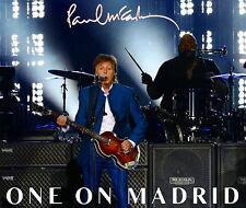 Paul McCartney - MADRID 2016 LIVE 2CD + Bonus DVDR - Limited & Numbered