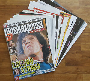 34-Pages-Seiten-Rolling-Stones-Collection