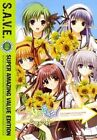 Shuffle Complete Series R1 DVD Funimation Japanese Anime
