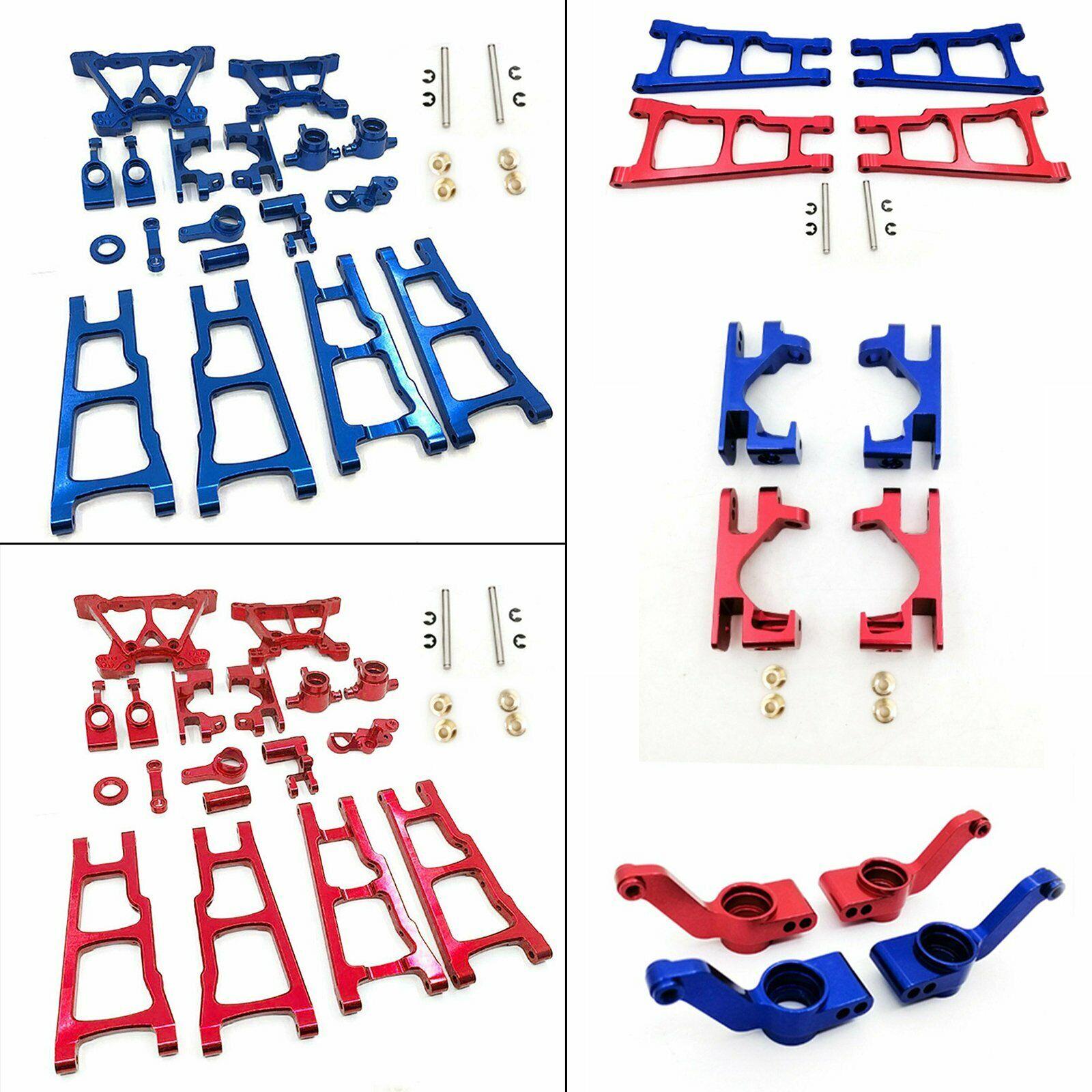 For 1 10 TRAXXAS SLASH 4x4 Aluminum Upgrade RC Crawler  Refit Parts Accessories  economico e di alta qualità