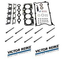 Oem Victor Reinz Head Gasket Set & Bolts 1.8 Liter Turbo NEW