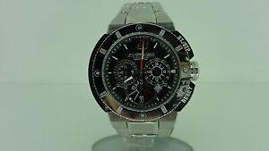 Chronotech-7976M-02M-orologio-uomo-acciaio-chronometro-Watch-Chronometer