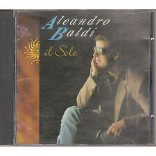 ALEANDRO BALDI - Il sole - FRANCESCA ALOTTA CD 1992 USATO BUONE CONDIZIONI
