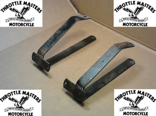 Harley Bumper Braces for Servi-car Used 1967 to 1973