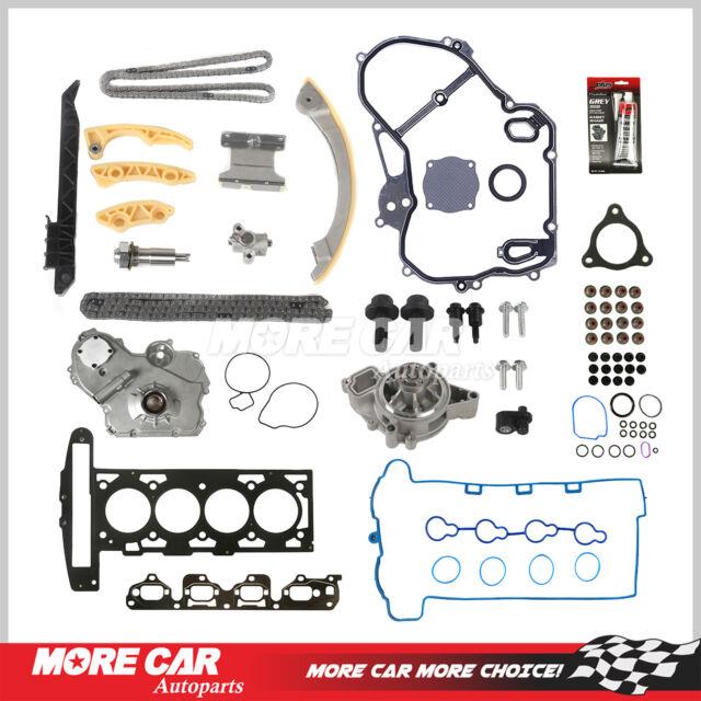 Timing Chain Kit  U0026 Head Gasket Set For 2007 2008 Chevrolet