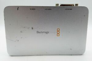 Blackmagic Design Intensity Extreme Thunderbolt Hdmi Reproducao De Captura Analogica Ebay
