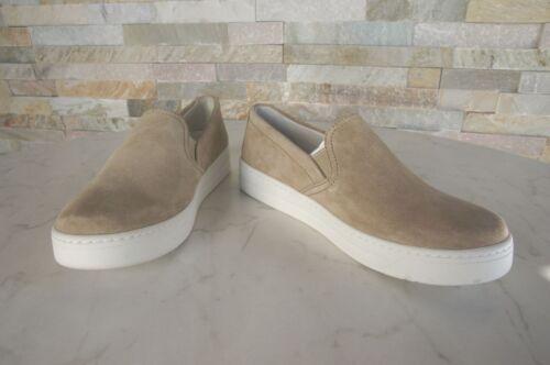 Prada on Mocassini Mocassini 36 Slip Gr EhemUvp € New Sand 450 Scarpe Slipper W2YeDHIbE9