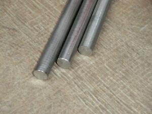 5pcs GR5 Titan Rundstab Titanium Stange Ø 4mm Länge 250mm Rundmetarial Bar