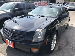 2007 Cadillac CTS Sport w/ Safety