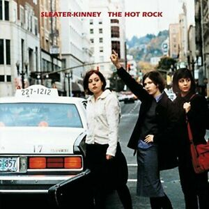 Sleater-Kinney - The Hot Rock [New & Sealed] CD