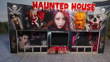 HAUNTED HOUSE | N Scale 1:160 | Lasercut | Kirmes | Funfair | Fahrgeschäft