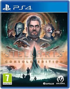 Stellaris-Console-Edition-PS4-Brand-New-amp-Sealed-Free-UK-P-amp-P-Playstation-Game