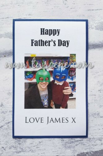 Personalised labels for bottles and beer can fathers day birthday gift