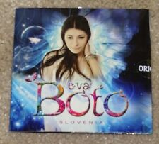 Eurovision Song Contest 2012 Slovenia Eva Boto Verjamem promo CD single
