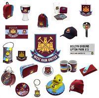 WEST HAM UNITED F.C - Official Football Club Merchandise (Gift, Xmas, Birthday)