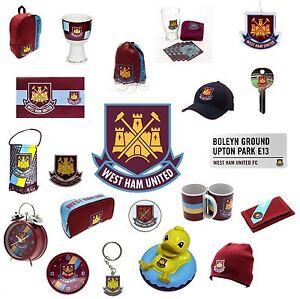 WEST-HAM-UNITED-F-C-Official-Football-Club-Merchandise-Gift-Xmas-Birthday