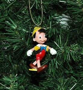 Disney Pinocchio Christmas Ornament | eBay