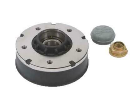 KS0826 HUB 200X50 5 STUD  IFOR WILLIAMS BRAKE DRUM KIT