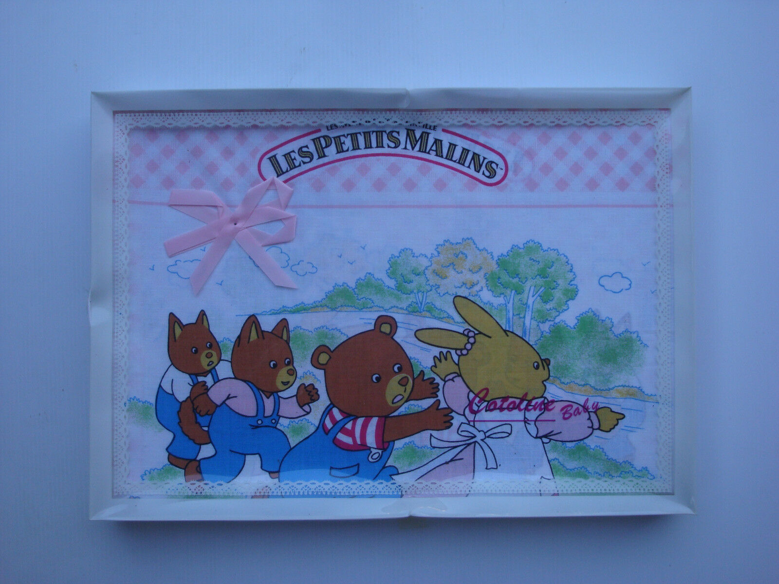 Rare bedding the crafty maple town sylvanian families vintage-nº 2