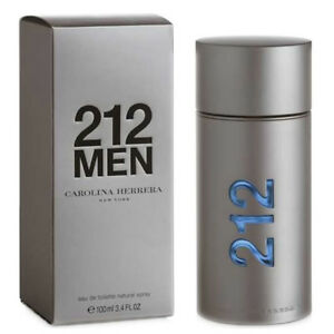 212 Pour Hommes Caroline Herrera Eau De Cologneparfum Edt 100 Ml