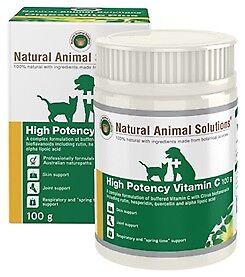 Natural-Animal-Solutions-High-Potency-Vitamin-C-100g