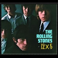"THE ROLLING STONES ""12 X 5"" CD NEUWARE"