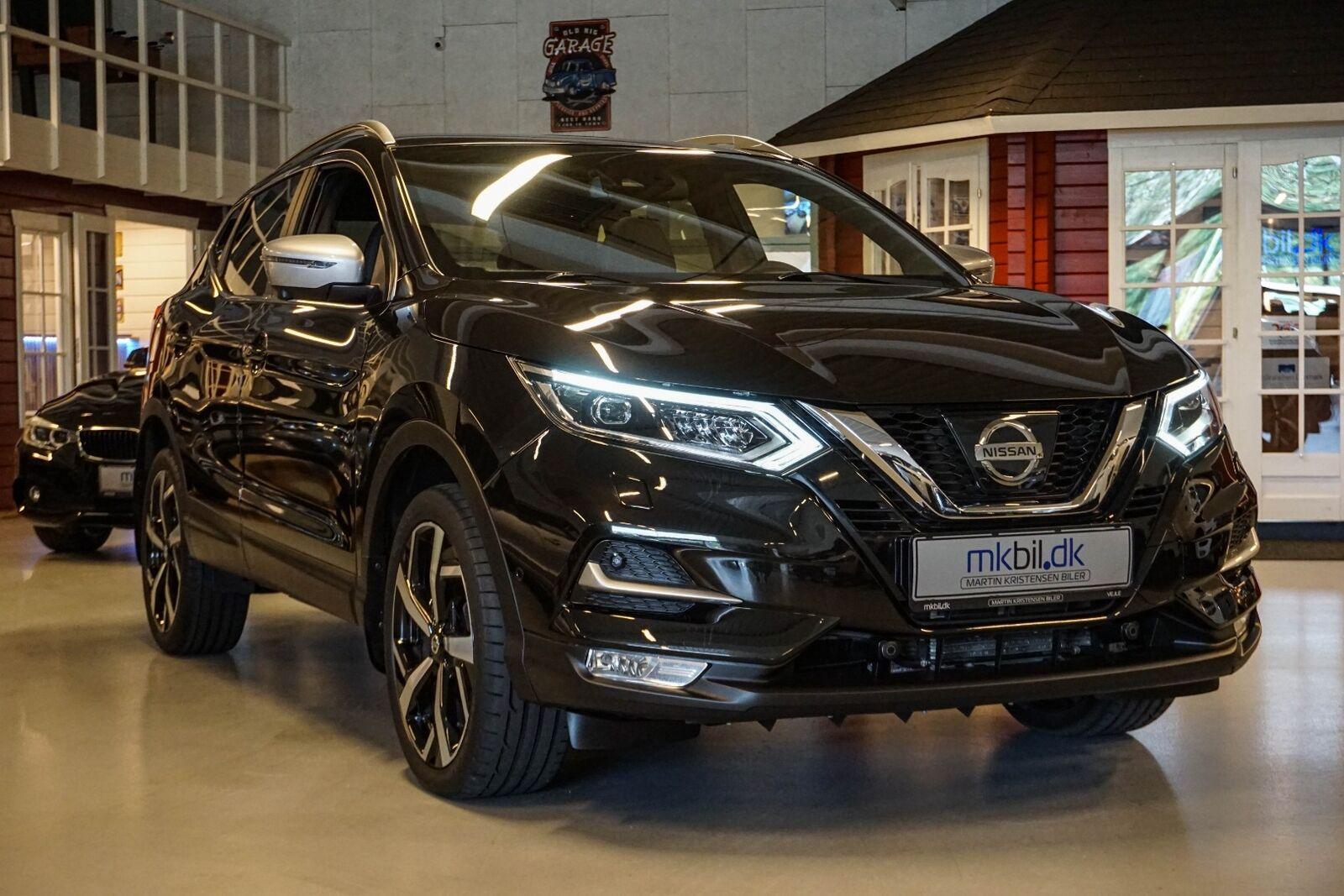 Nissan Qashqai 1,6 dCi 130 Tekna+ X-tr. 5d - 259.900 kr.