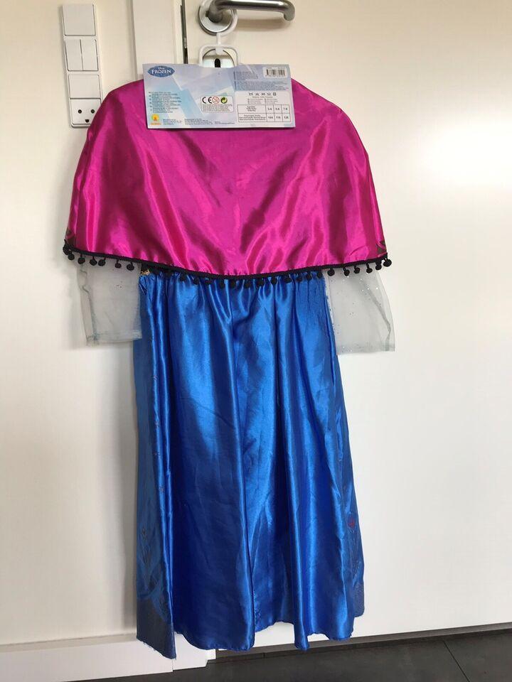Udklædningstøj, Anna kjole, Disney