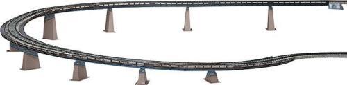 Faller 120470 ponti vialetto h0 Lunghezza ca 2,26m NUOVO OVP