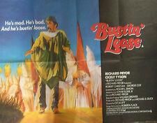 Richard Pryor  BUSTIN' LOOSE(1981) Original movie poster