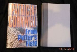 Patricia-Cornwell-FROM-POTTER-039-S-FIELD-1st