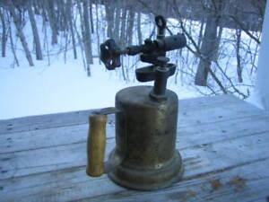 Antique-Butler-blow-torch-1940-1949