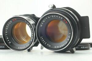 Eccellente-Mamiya-Sekor-DS-105mm-f-3-5-Lente-Per-TLR-C330-C220-DAL-GIAPPONE-1772