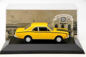 Details about Altaya 1:43 Scale Ford Corcel GT 1971 Diecast Models Auto  Collection Cars Yellow