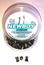 1 Dose Skenco Newboy Junior 100 stk. 5,5 mm Diabolos Luftgewehr Neu