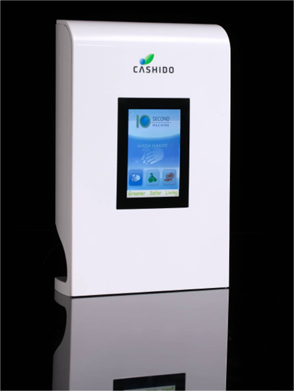 Cashido 10-Second Ozone Antibacterial Systems for Kitchen, Bathroom or Laundry