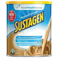 Sustagen Hospital Formula Coffee Flavour 840g Low Gi High In Protein