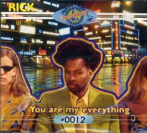 Rick - You Are My Everything ° Maxi-Single-CD von 1996 ° - Eppertshausen, Deutschland - Rick - You Are My Everything ° Maxi-Single-CD von 1996 ° - Eppertshausen, Deutschland