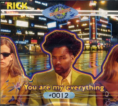 1 von 1 - Rick - You Are My Everything ° Maxi-Single-CD von 1996 °
