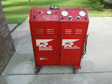 White Industries Model 01095 R12 Refrigerant Recovery And Recycling Machine R 12